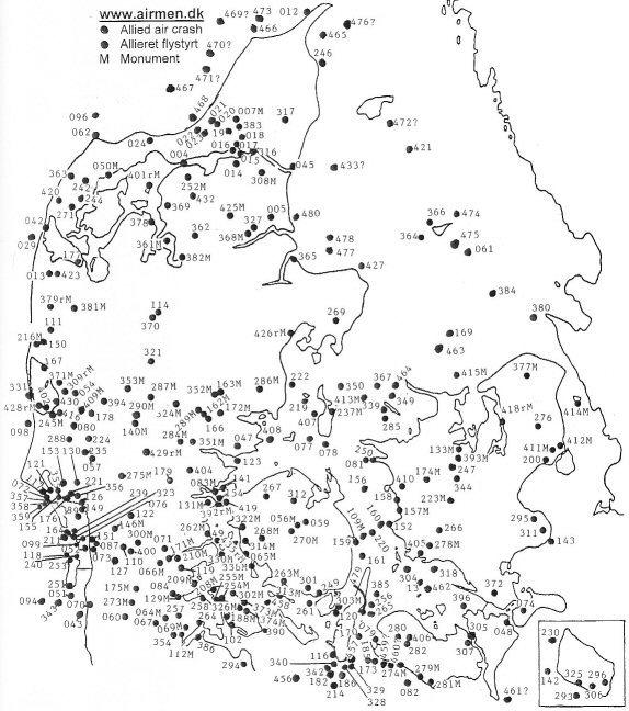 Planes Clickable Map 4 Fly Klikbart Kort 4